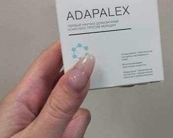 Упаковка крема Adapalex